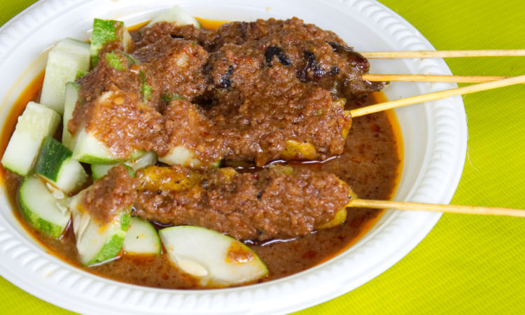 Maysian Chicken Satay