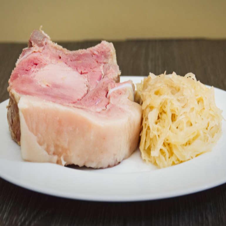 Frankfurt Pork Loin Rib
