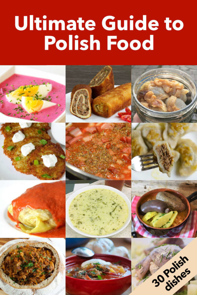 30 Polish Food to try in Poland - Ultimate Guide to Traditional Polish Food