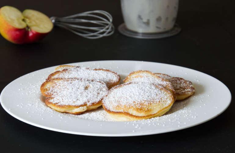 Polish Racuchy Pancakes
