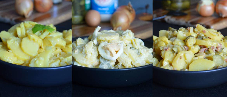 German potato salads