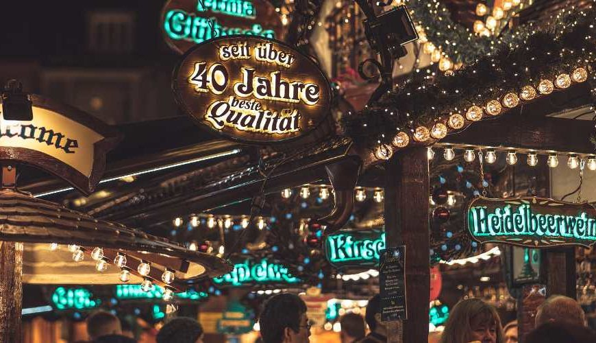 Christmas Market Food – 5 Dishes to try at the German Christmas Market